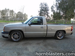 Thomas's 2005 Chevrolet Silverado 1500 Regular Cab
