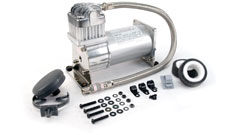 280C Silver Air Compressor Photo