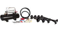 Conductor's Special 228V Train Horn Kit Photo
